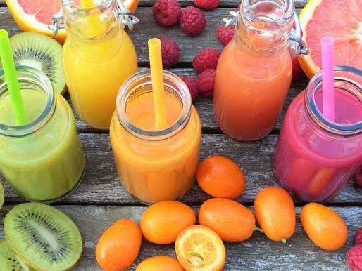 La sfida: come scegliere un succo di frutta al supermercato?