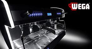 Wega Commercial Coffe Machine