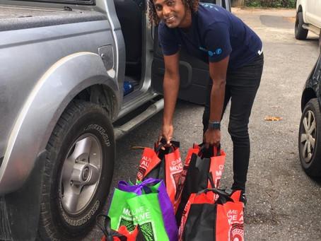 SATT Coastal Relief Drive Kicks Off