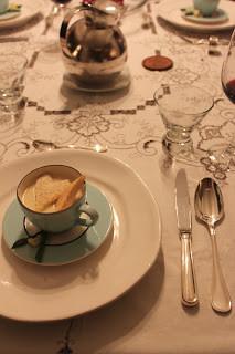 Cauliflower Soup Recipe (Creme du Barry)