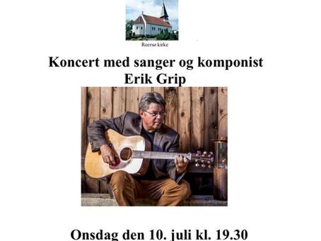 Kirken i Sommerlandet - ERIK GRIB