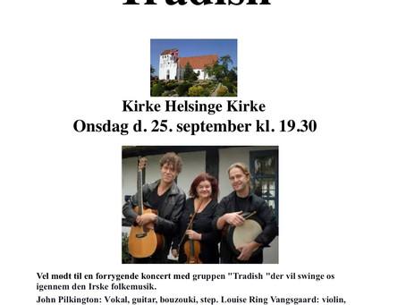 Koncert - TRADISH