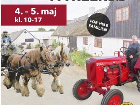 Morten Korch dage på Reersø