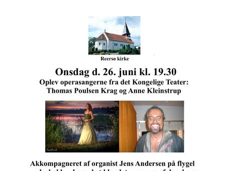 Kirken i Sommerlandet 2019
