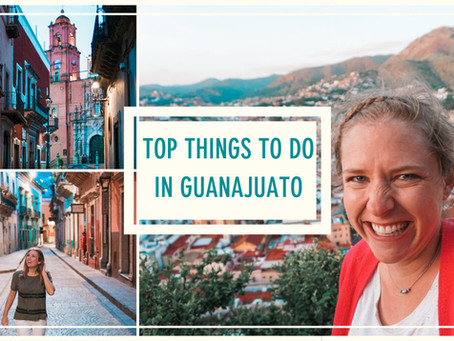 Top Things to do in Guanajuato