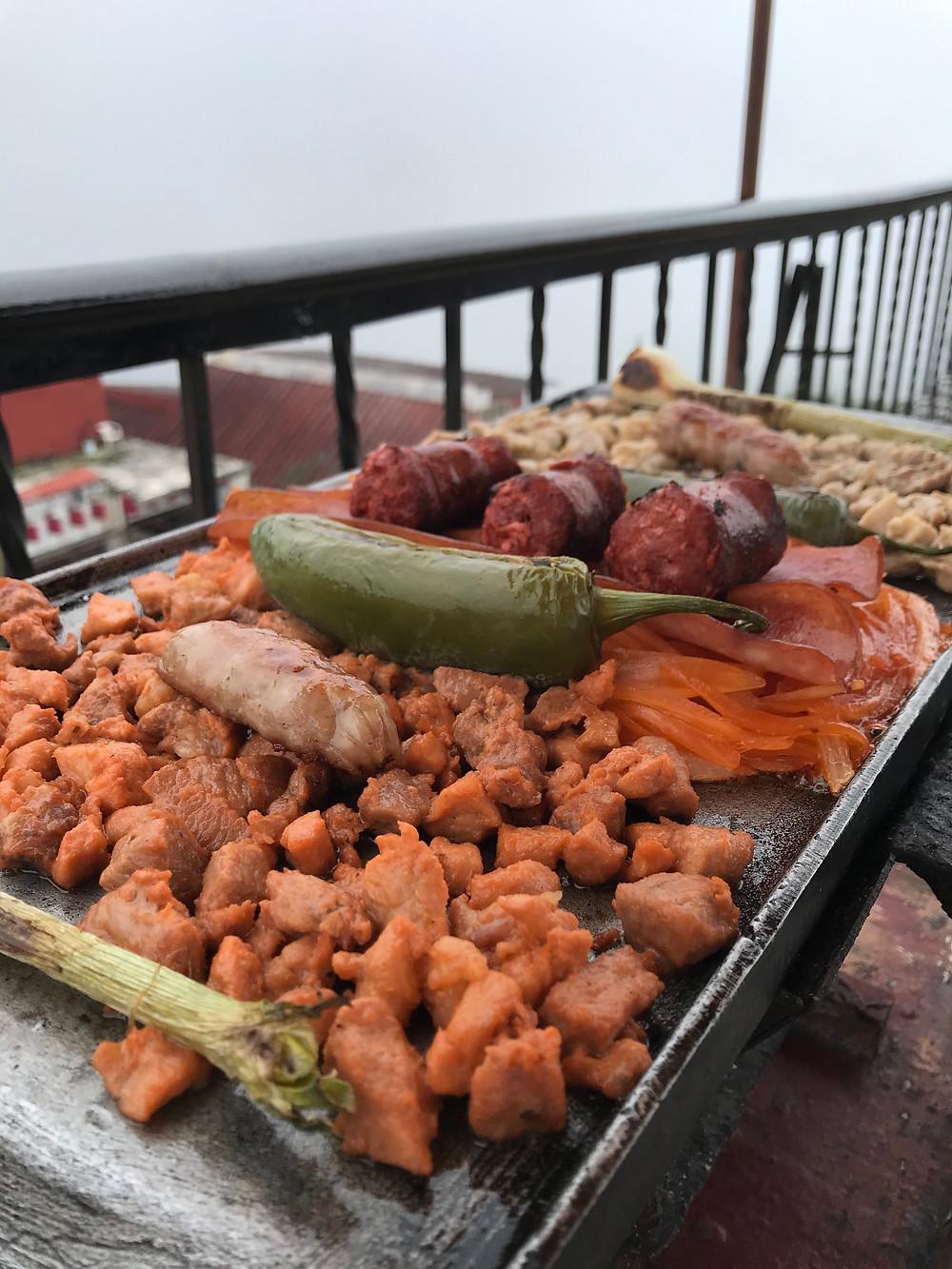 best food in Chiapas
