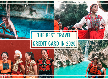 The Best Travel Credit Card in 2020