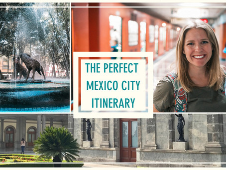 The Perfect Mexico City Itinerary
