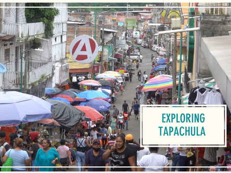 The Only Gringos Here...A Day in Tapachula: Part 2