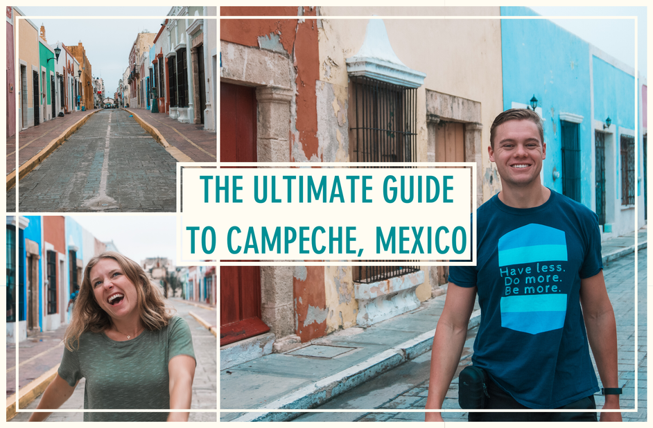 what to do in Campeche mexico