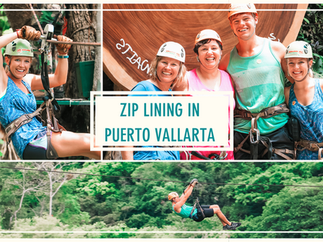 A Complete Guide to Zip Lining in Puerto Vallarta, Mexico