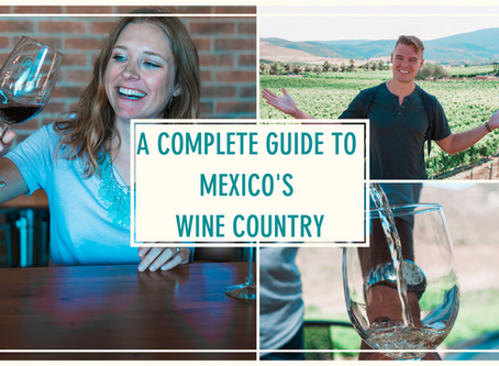 A Complete Guide to the Baja California Wine Region