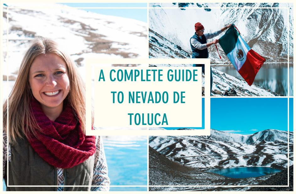 how to get to Nevado de Toluca