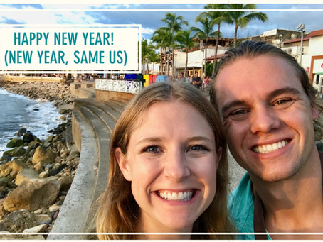 Happy New Year! (New Year, Same Us)