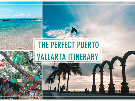 Complete Three Day Itinerary in Puerto Vallarta, Mexico