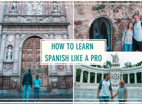 How to Learn Spanish Like a Pro