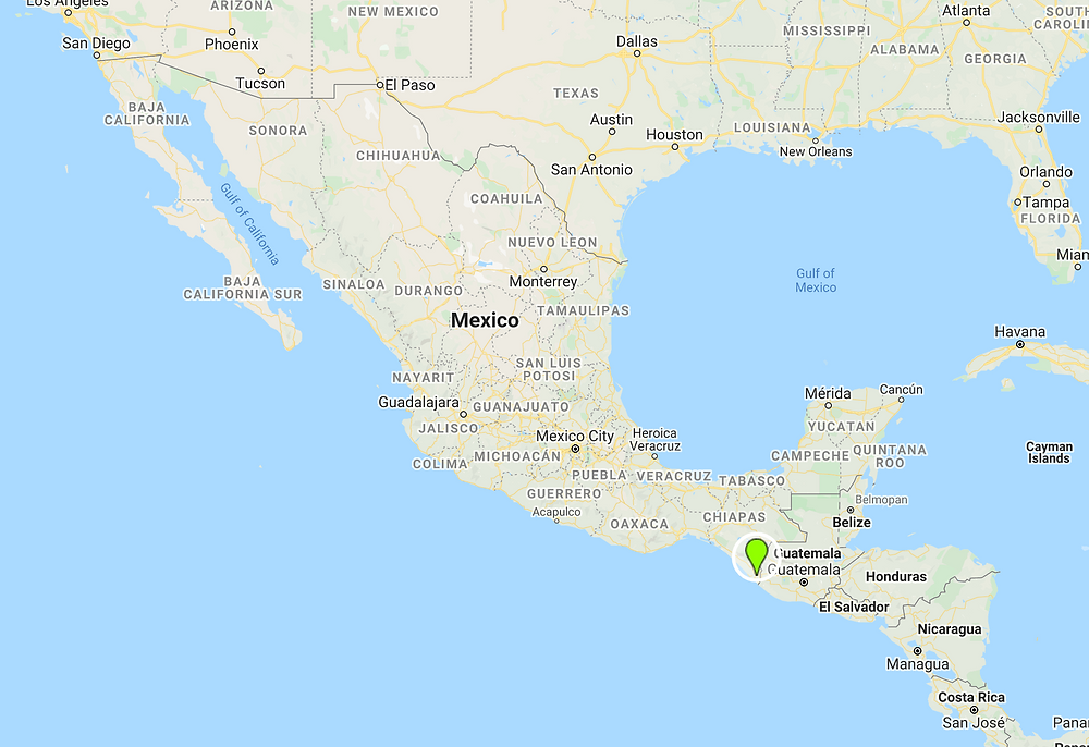 Where is Tapachula, Chiapas