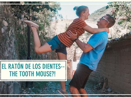 El Ratón de los Dientes--The Tooth Mouse?!