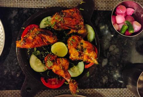 Tanoori Chicken