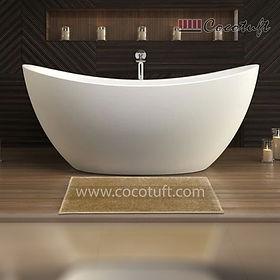 Soft Polypropylene Bath Mat