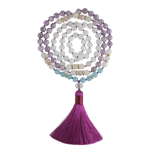 TRUE ESSENCE MALA NECKLACE (6 and 8 mm)