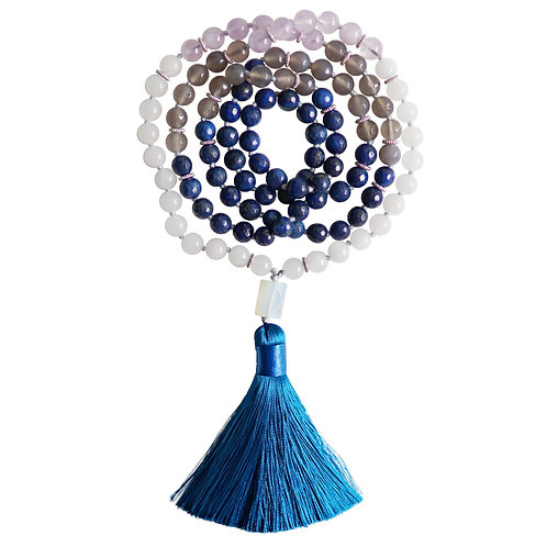TRUTH SEEKER MALA NECKLACE (8mm)