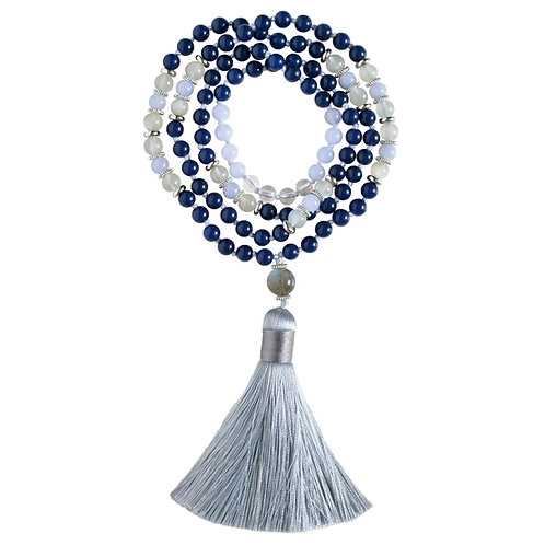 SHINE BRIGHT MALA NECKLACE (6mm)
