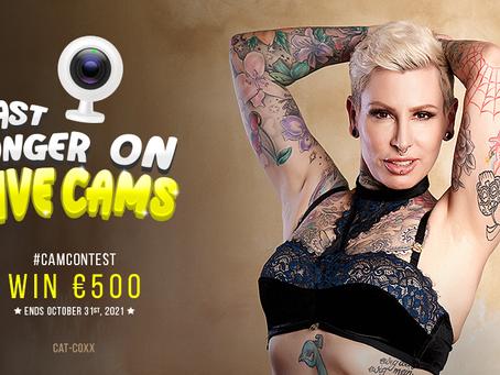 October Webcam Competition!