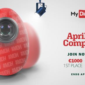 April Video Competition
