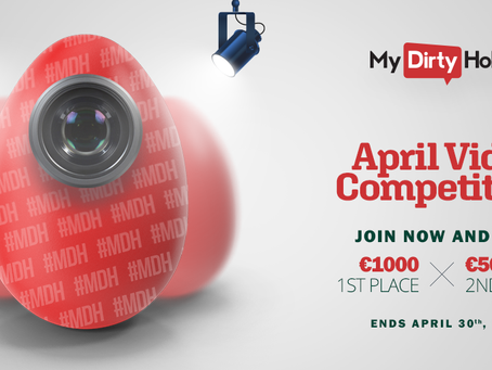 April Video Competition