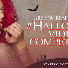 Halloween Video Competition