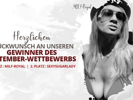 Gewinner des September-Videowettbewerbs!
