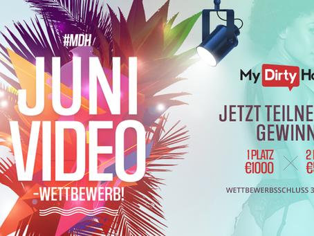 Juni Video-Wettbewerb!