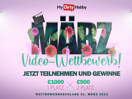 März Video Wettbewerb