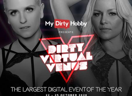 Dirty Virtual Venus – Early Bird Tickets