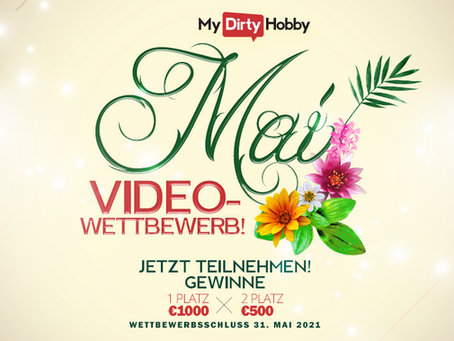 Mai Video-Wettbewerb!