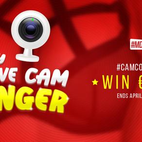 April Webcam Competition