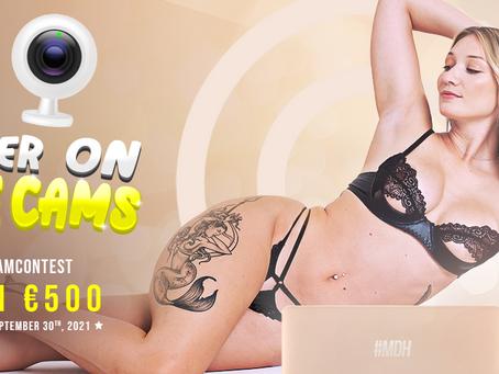 September Webcam Competition!