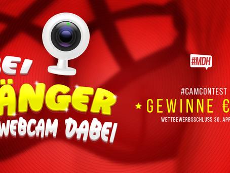 April Webcam Wettbewerb