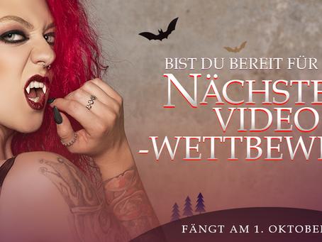 Halloween Video Wettbewerb
