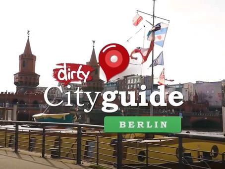 #DirtyCityGuide - Walking around Berlin with #SamAngel!