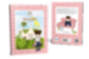 Prinzessin Eva Europa Kindergarten Royal Freundebuch Album Hardcover