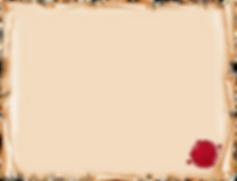 Banner Rolle Papierrolle Papyrusrolle Begrüßung Prinzessin Eva Europa Framily BFF Schloss Pferd