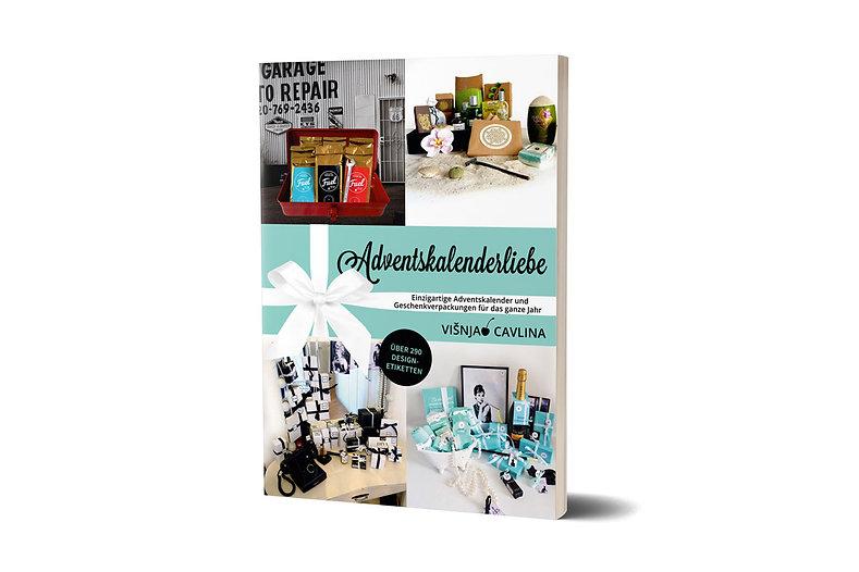 Buch Sachbuch Adventskalenderliebe Visnja Cavlina Softcover Adventskalender