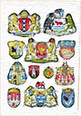Wappenkunde Wappen Schloss Heraldik