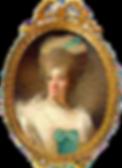 Gemälde Portrait von Madame Rose Bertin