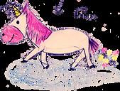 Einhorn Shiny Prinzessinnen Kuscheltier
