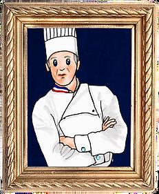 Paul Cookcuse Chefkoch Sternekoch Chef de Cuisine Schloss Europa