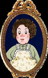Luise Huber Köchin Schlossküche Küche Chef