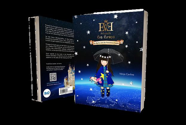 Prinzessin Eva Europa Der HipStar unter den Prinzessinnen Europas Paperback